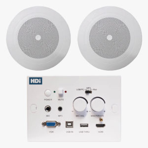 HDi Ceiling Speaker System 1200 A